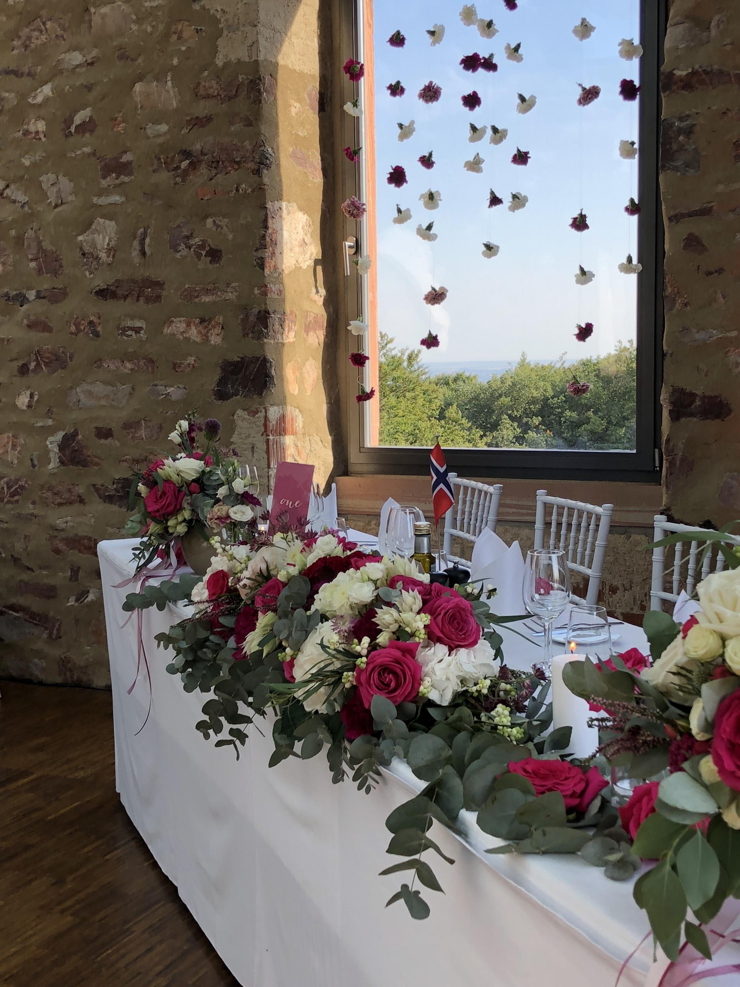 Blumenschmuck Vivart Heiraten